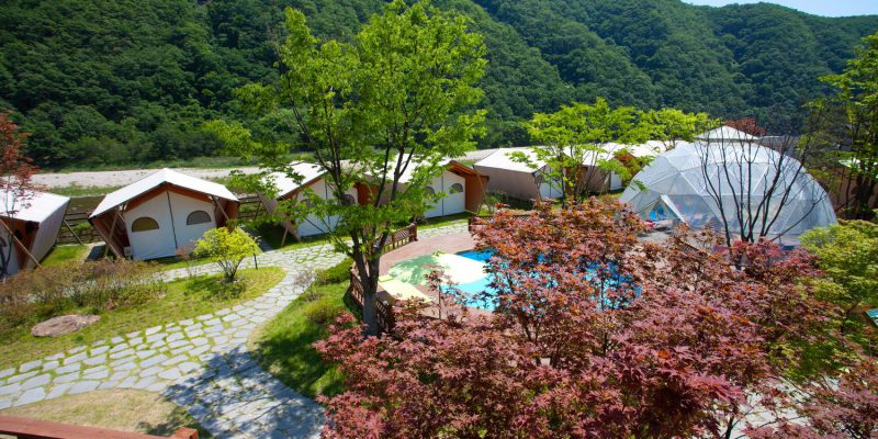 All About Outdoor Adventure In Korea